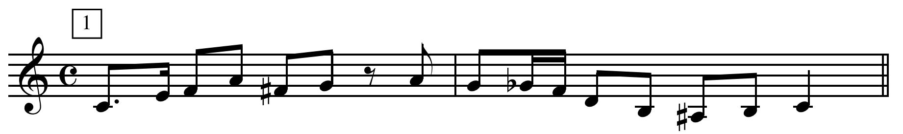 Music Theory/Finding the Key and Mode of a Piece